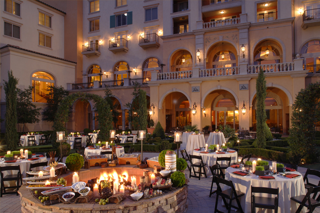 Wedding venue spotlight ravella lake las vegas andrea for Best wedding chapels in vegas