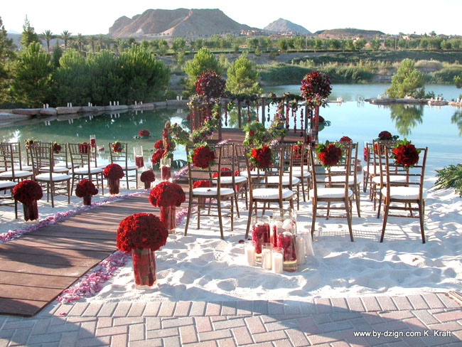 Wedding venue spotlight ravella lake las vegas andrea eppolito ceremony ravella lake las vegas wedding junglespirit Images